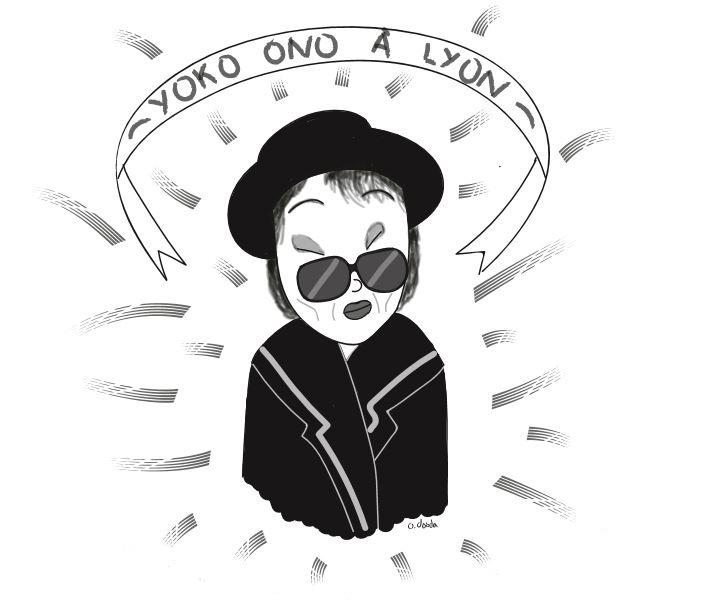 Yoko Ono Draw PS